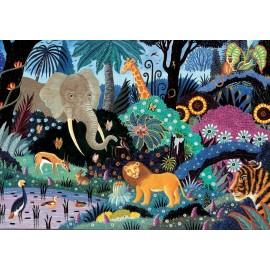 050 Nuit dans la jungle