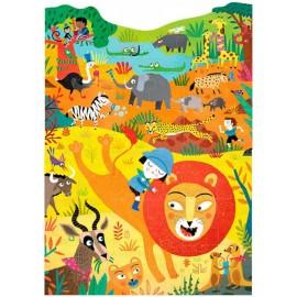 ROAR ... Wild animals puzzle