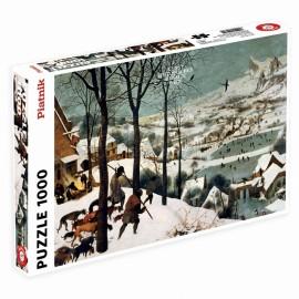 1000 Chasseurs dans la neige Bruegel