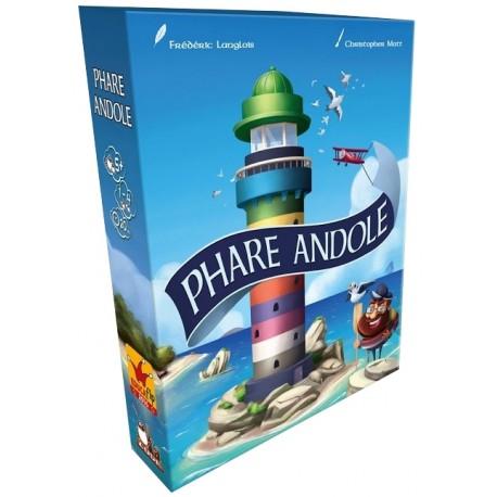 Phare Andole - Pour les 5-8 ans - Jeux de société