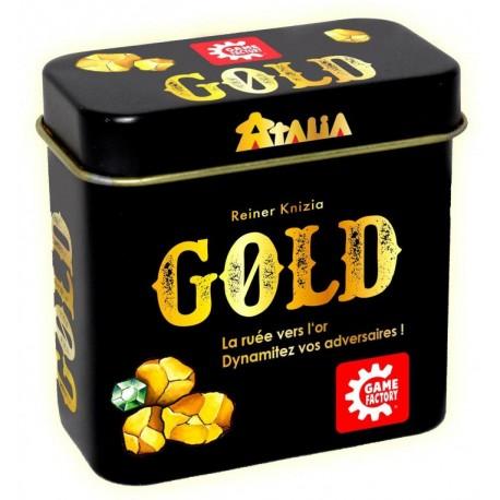 GOLD - A partir de 5-6 ans - A partir de 8-10 ans - Jeux de société