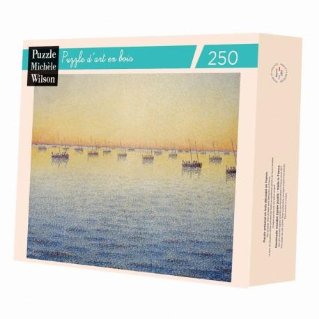 250 - Concarneau - Signac - Puzzles Michèle Wilson - Puzzles Wilson - Puzzles