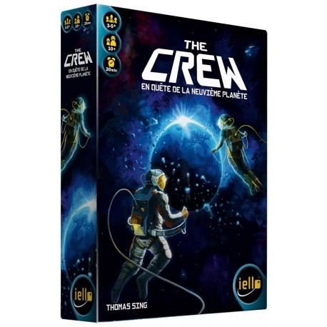 The Crew - Kosmos - A partir de 8-10 ans - Jeux de société