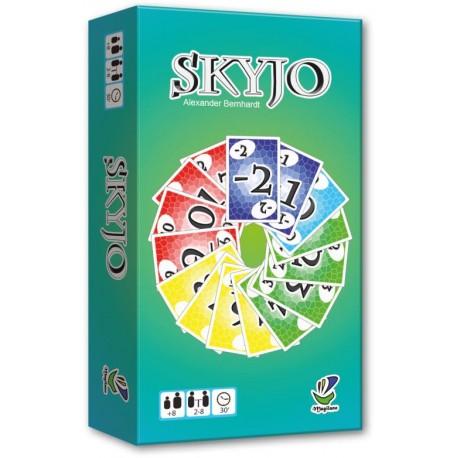 Skyjo - Pour les 8 ans - Adultes - Jeux de société