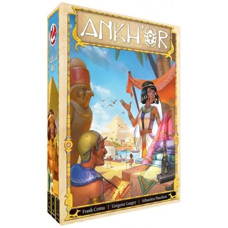 Ankh'or - Space Cowboys - Pour les 8 ans - Adultes - Jeux de société