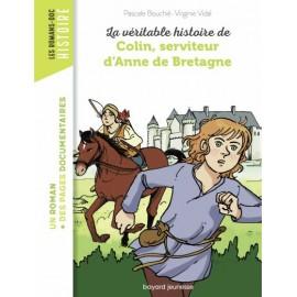 Colin serviteur d'Anne de Bretagne