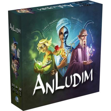 Anludim - A partir de 8-10 ans - Jeux de société