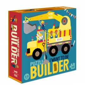 L036I want to be ... Builder puzzle