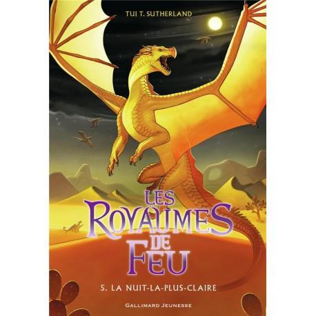 Royaumes de feu 5 - Romans à partir de 10 ans - Livres jeunesse