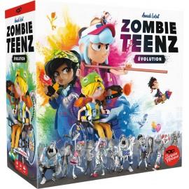 Zombie Teenss Evolution
