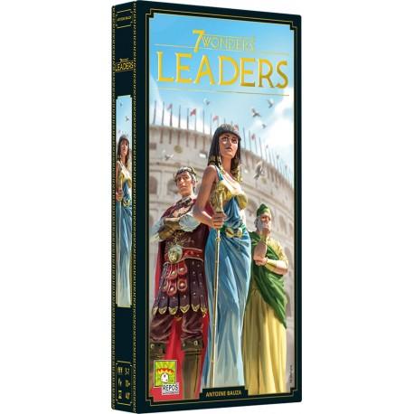 7 Wonders - Leaders - Repos Production - Pour les 8 ans - Adultes - Jeux de société