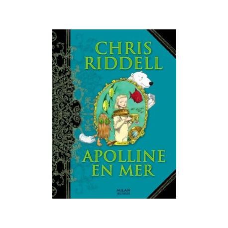 Apolline en mer - MILAN - Romans - Lectures 6-10 ans - Livres jeunesse
