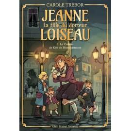 Jeanne fille du docteur Loiseau 1