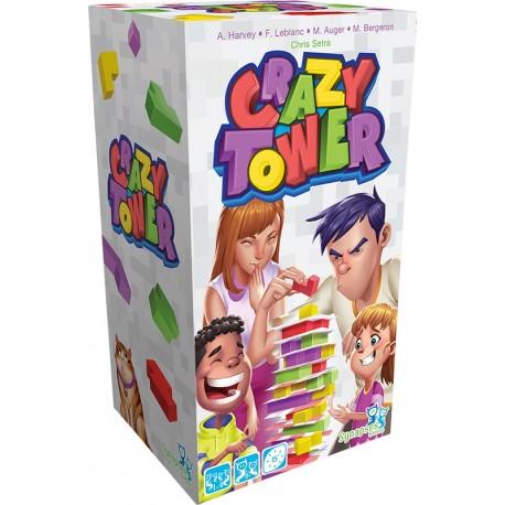 Crazy Tower - Pour les 8 ans - Adultes - Jeux de société