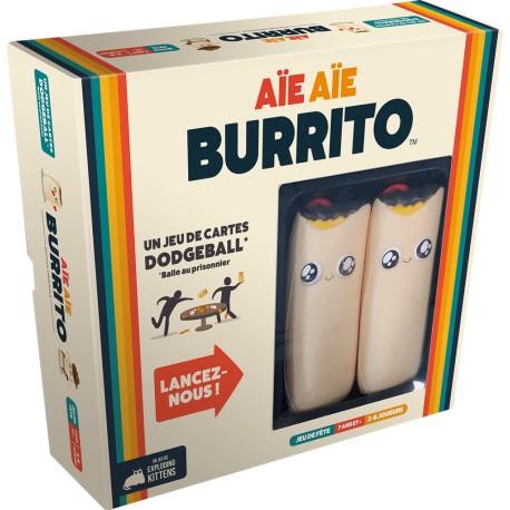 Aïe Aïe Burrito - Pour les 8 ans - Adultes - Jeux de société