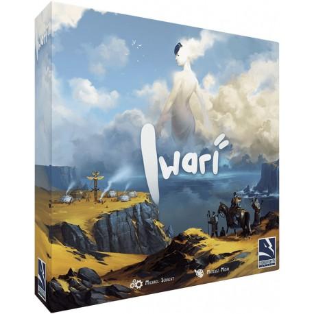 IWARI - Pour les 8 ans - Adultes - Jeux de société