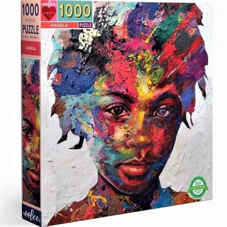 1000 - Angela - DE 100 à 1000 pièces - Puzzles
