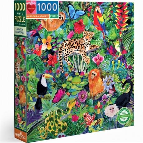1000 - Amazon Rainforest - DE 100 à 1000 pièces - Puzzles
