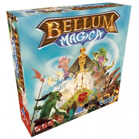 Bellum Magica - Blue Orange - Pour les 8 ans - Adultes - Jeux de société