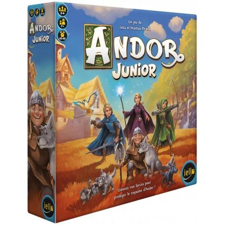 Andor junior - Pour les 5-8 ans - Pour les 8 ans - Adultes - Jeux de société