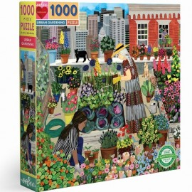 1000 Urban Gardening
