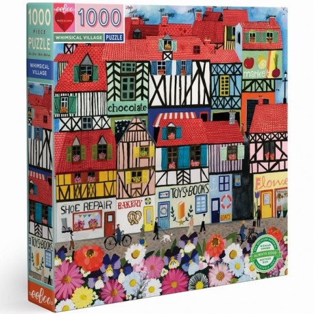 1000 Whimzical - DE 100 à 1000 pièces - Puzzles
