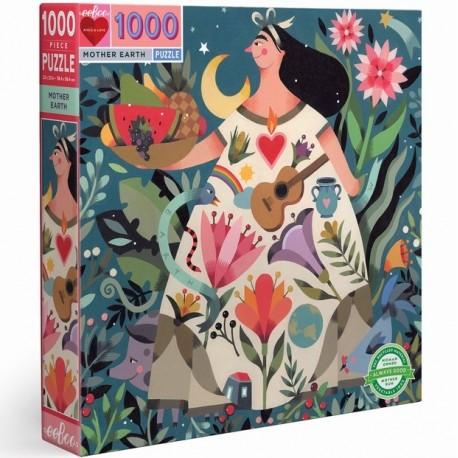 1000 Mother Earth - DE 100 à 1000 pièces - Puzzles