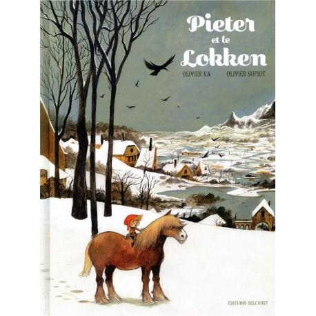 Pieter et le Lokken - BD Jeunesse - Livres jeunesse