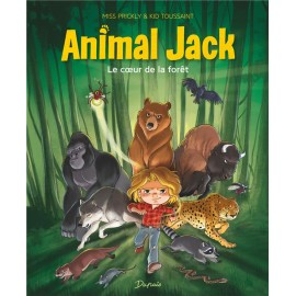 Animal Jack / Tome 1