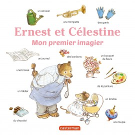 Ernest et Celestine mon premier imagier
