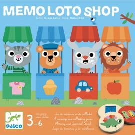Mémo loto shop