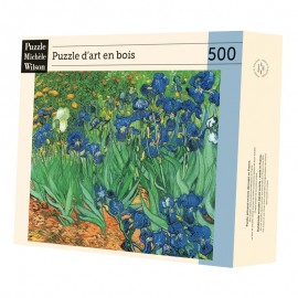 500 VAN GOGH - Les Iris