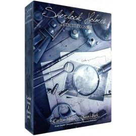 Sherlock Holmes DC : Carlton House & Queen's Park