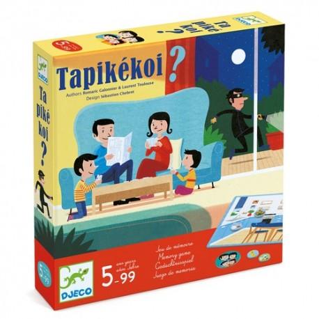 Tapikékoi - Djeco - Pour les 5-8 ans - Jeux de société