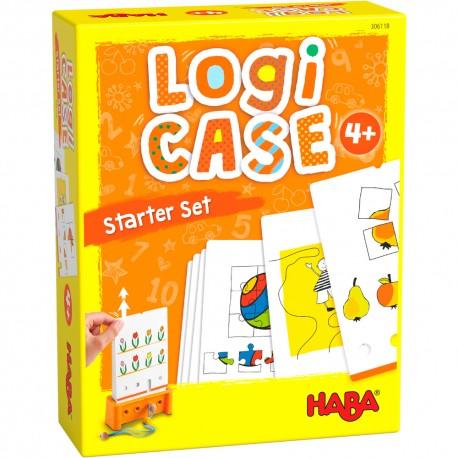 LogiCASE Starter set 4+ - HABA - Jeux logiques