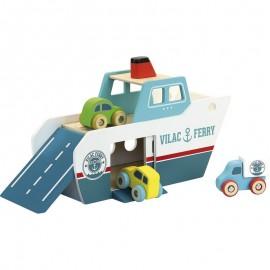 Vilacity - le ferry