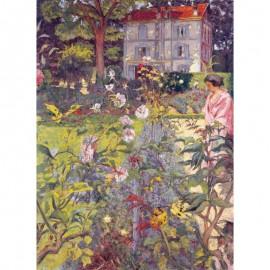 1200 -t Le jardin / Vuillard