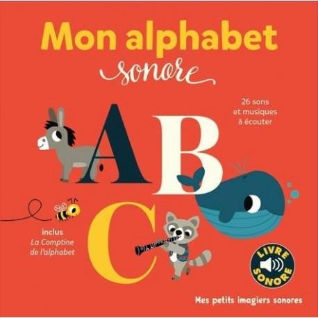 Mon alphabet sonore - Livres tout-carton