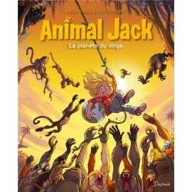 Animal Jack / Tome 3