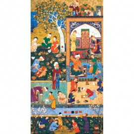 0500 - Art persan  - L'école