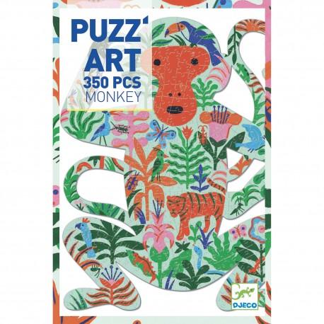 0350 Monkey - Djeco - DE 150 à 1000 pièces - Puzzles