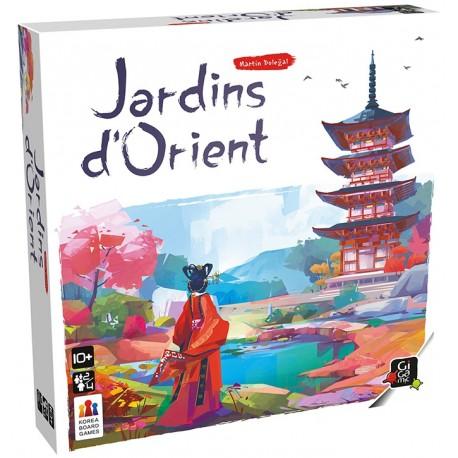 Jardins d'Orient - Gigamic - Pour les 8 ans - Adultes - Jeux de société