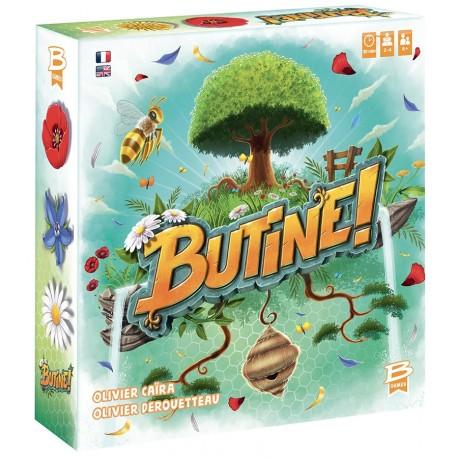 BUTINE - Pour les 8 ans - Adultes - Jeux de société