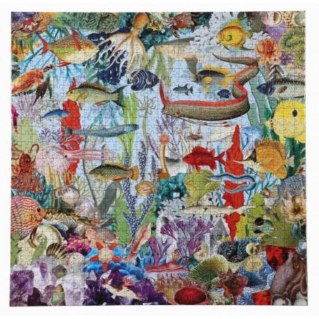 1000 GEMMES ET POISSONS - DE 150 à 1000 pièces - Puzzles