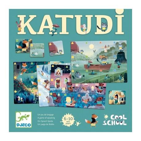 KATUDI - Observation / Rapidité - Pour les 5-8 ans - Jeux de société