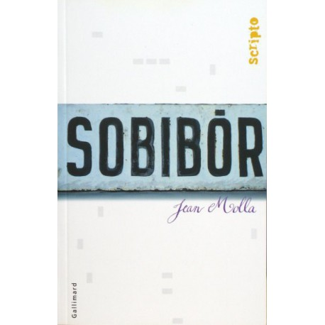 Sobibor - GALLIMARD / Scripto - Romans Ado - Livres jeunesse