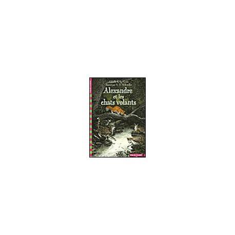Chats volants 3 - GALLIMARD / Folio cadet - Lectures 6-10 ans - Livres jeunesse
