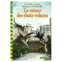 Chats volants 2