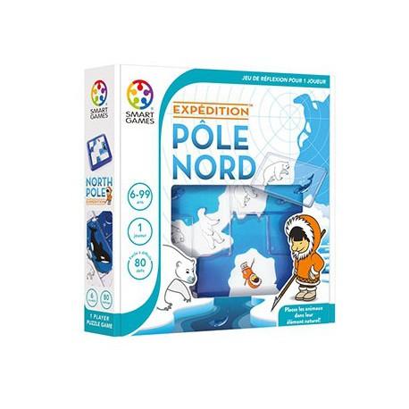 Expédition Pôle nord - Smart Games - Jeux en solo