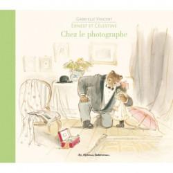 Ernest et Célestine chez le photographe